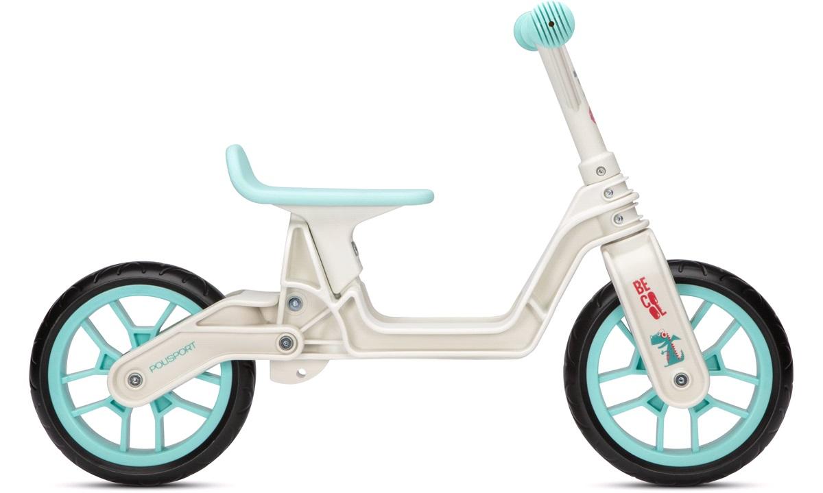 Løbecykel Cream/mint 2-5 år Polisport