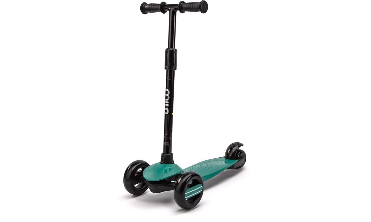 Løbehjul Milo 3-hjul 2-6 år grøn