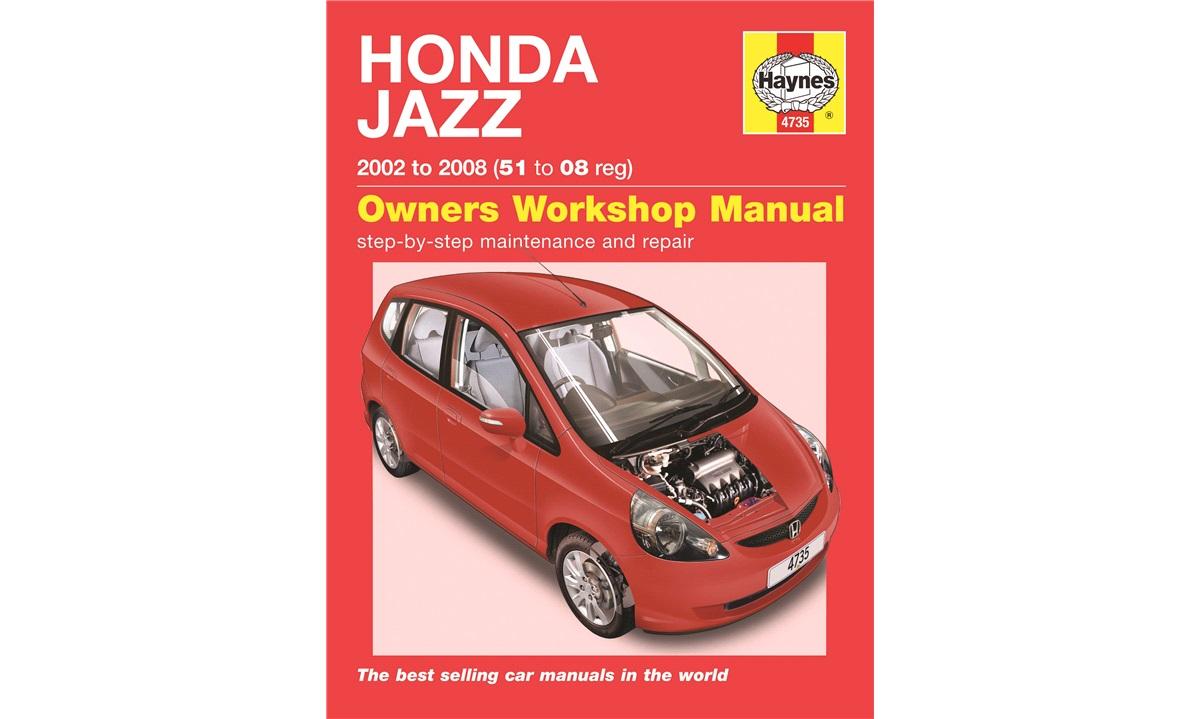 Reparasjonshåndbok Jazz I 1,2+1,4 3/02-10/08