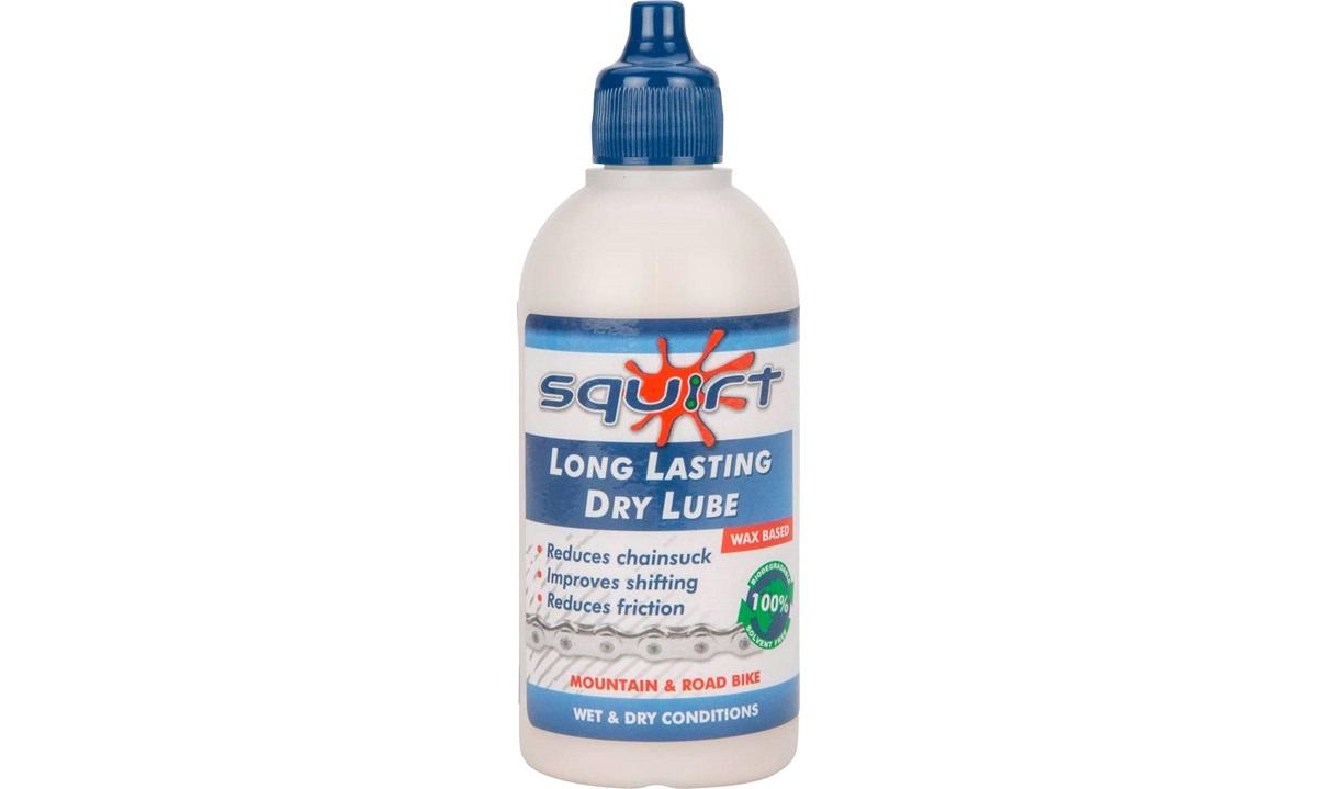 Squirt voksbaseret smøremiddel til kæde sommer 120ml
