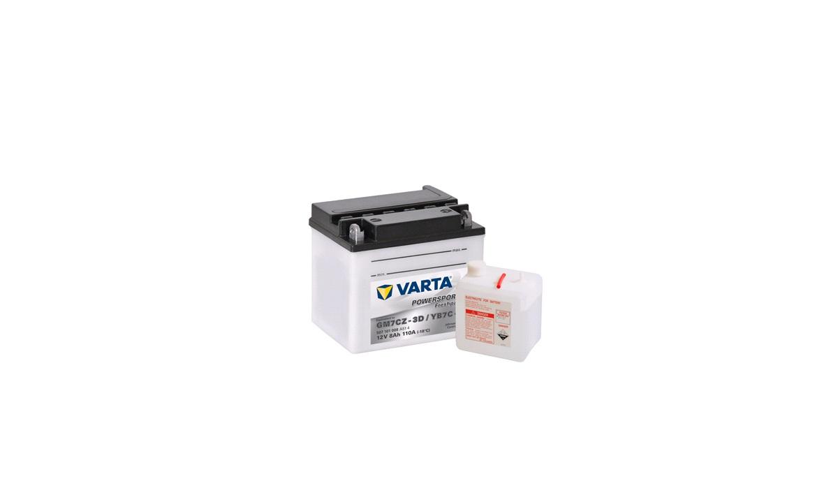 Batteri - POWERSPORTS Freshpac - (Varta)