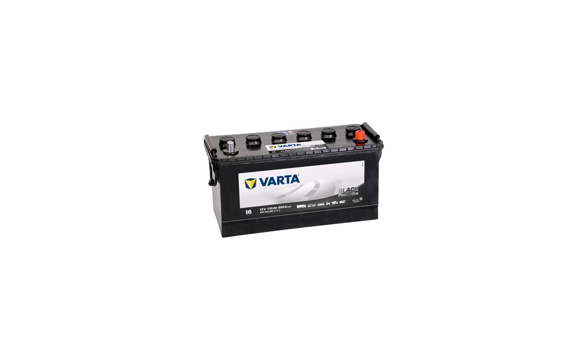 Batteri - Promotive Black - (Varta)