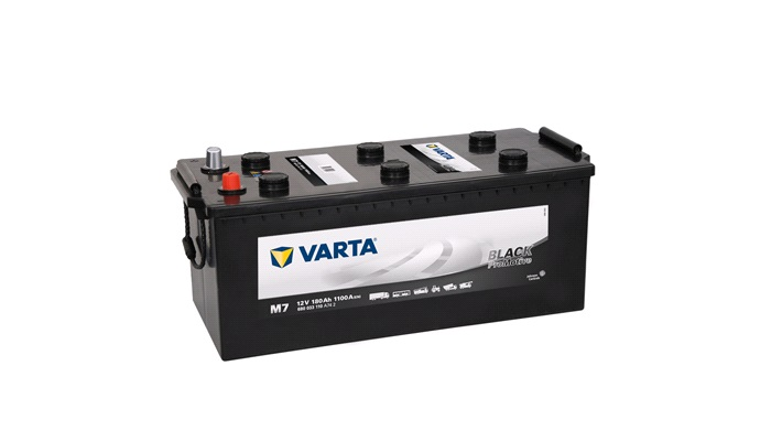 Batteri Promotive Black (Varta) Bilbatteri Stort