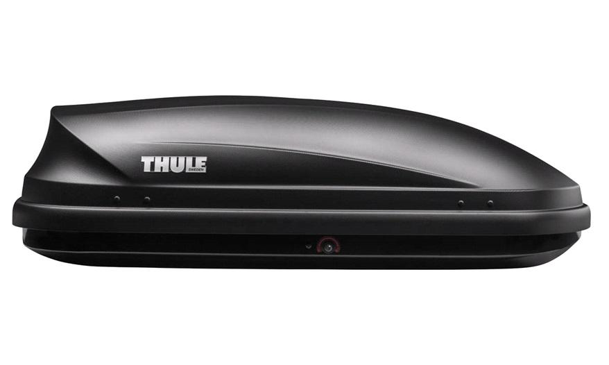 tagboks 330l thule pacific 100 black aer tagbokse. Black Bedroom Furniture Sets. Home Design Ideas