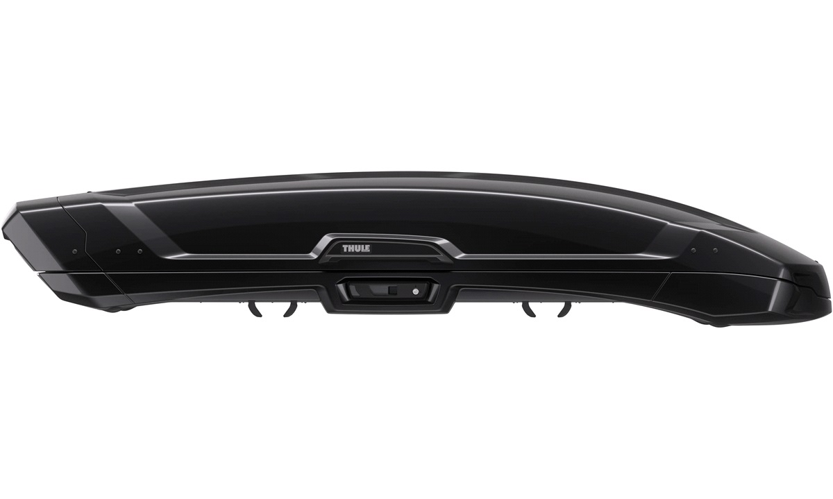Tagboks 420L Thule Vector L Black Metallic