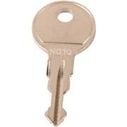 Thule nøkkel nr. 010 1 stk.