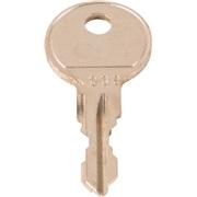 Thule nøkkel nr. 039 1 stk.