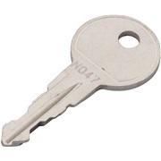 Thule nøkkel nr. 047 1 stk.
