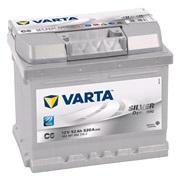 Varta Silver dynamic C6  520A 52Ah