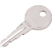 Thule nøkkel nr. 106 1 stk.