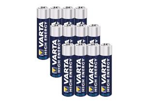 Alkaline Batterier