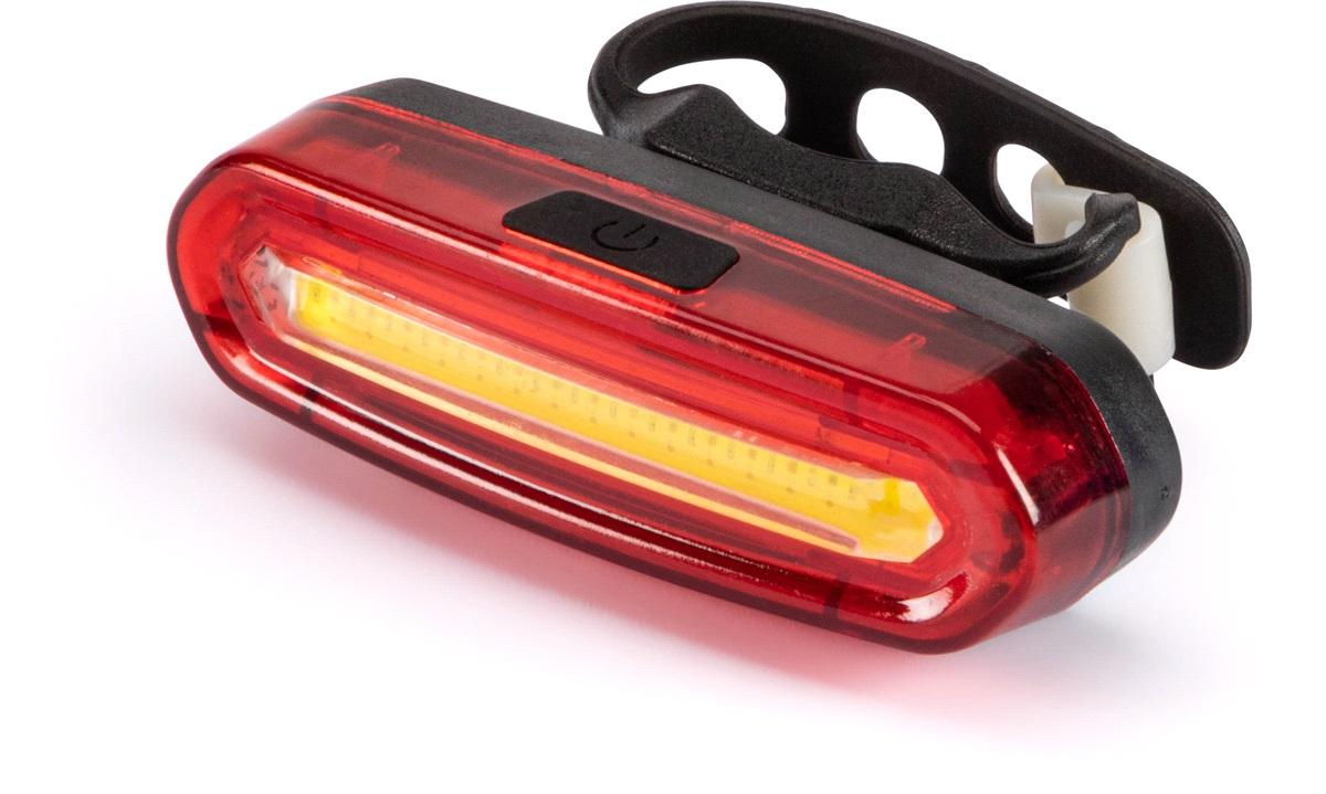 LED lygte for/bag til skateboard 1 stk.