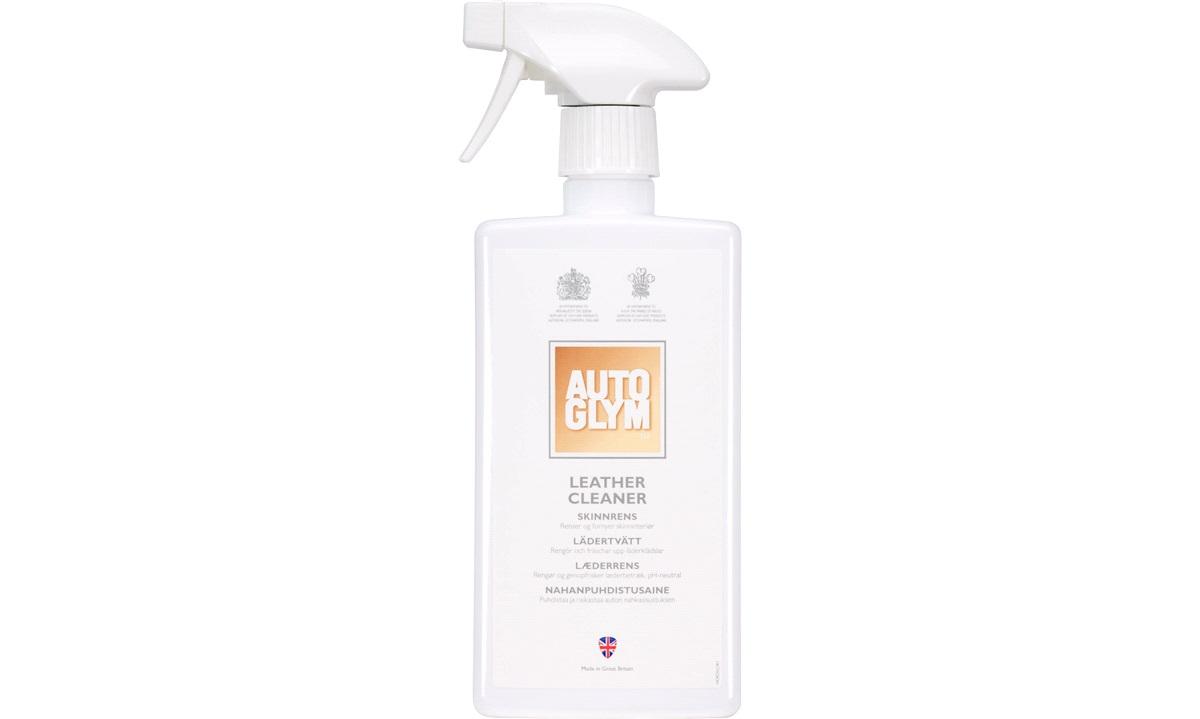 Autoglym Leather Cleaner 500ml. flaske