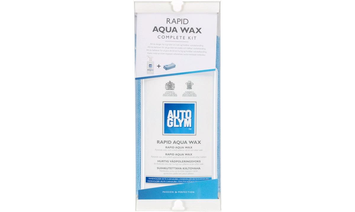 Autoglym Rapid Aqua Wax