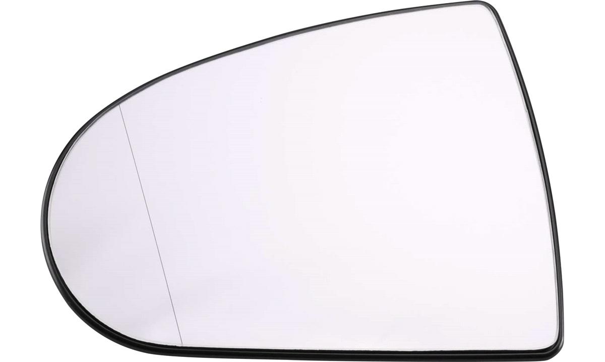 Speilglass venstre Colt 1,1-1,5D 6/04-