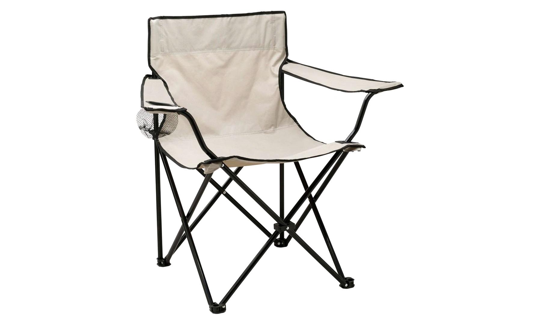 Campingstol, sammenleggbar, Camp+nature Campingstol