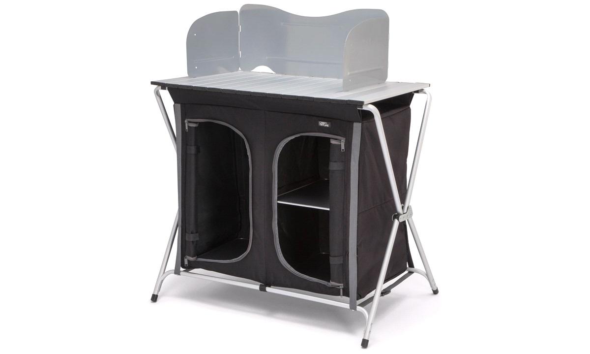 Køkkenbord sammenfoldeligt, 87x50x80cm