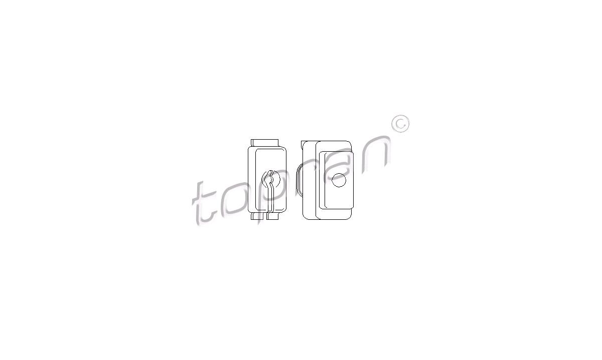 Clutchkabel - (Topran)