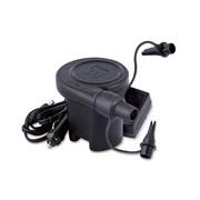 Luftpumpe til luftmadrasser 12 / 230 V