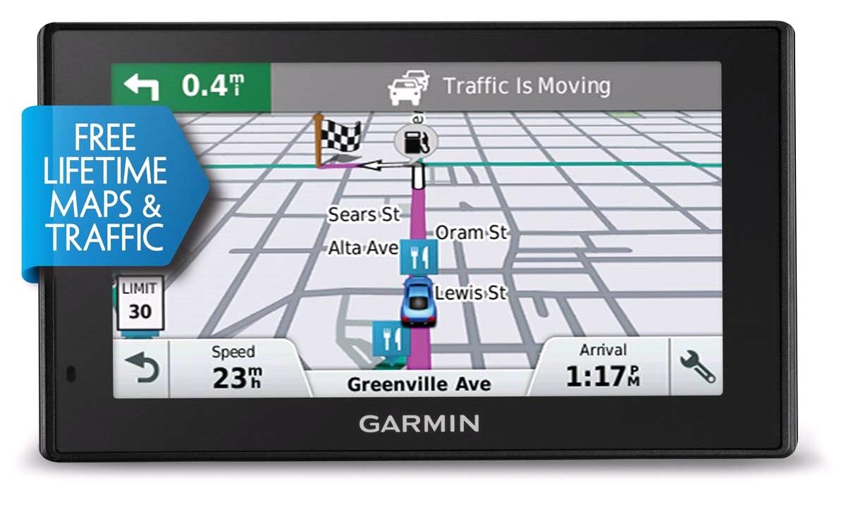 7bc94cab5c1 Navigation Garmin DriveAssist 50LMT Europa - Konsol og DIN ...
