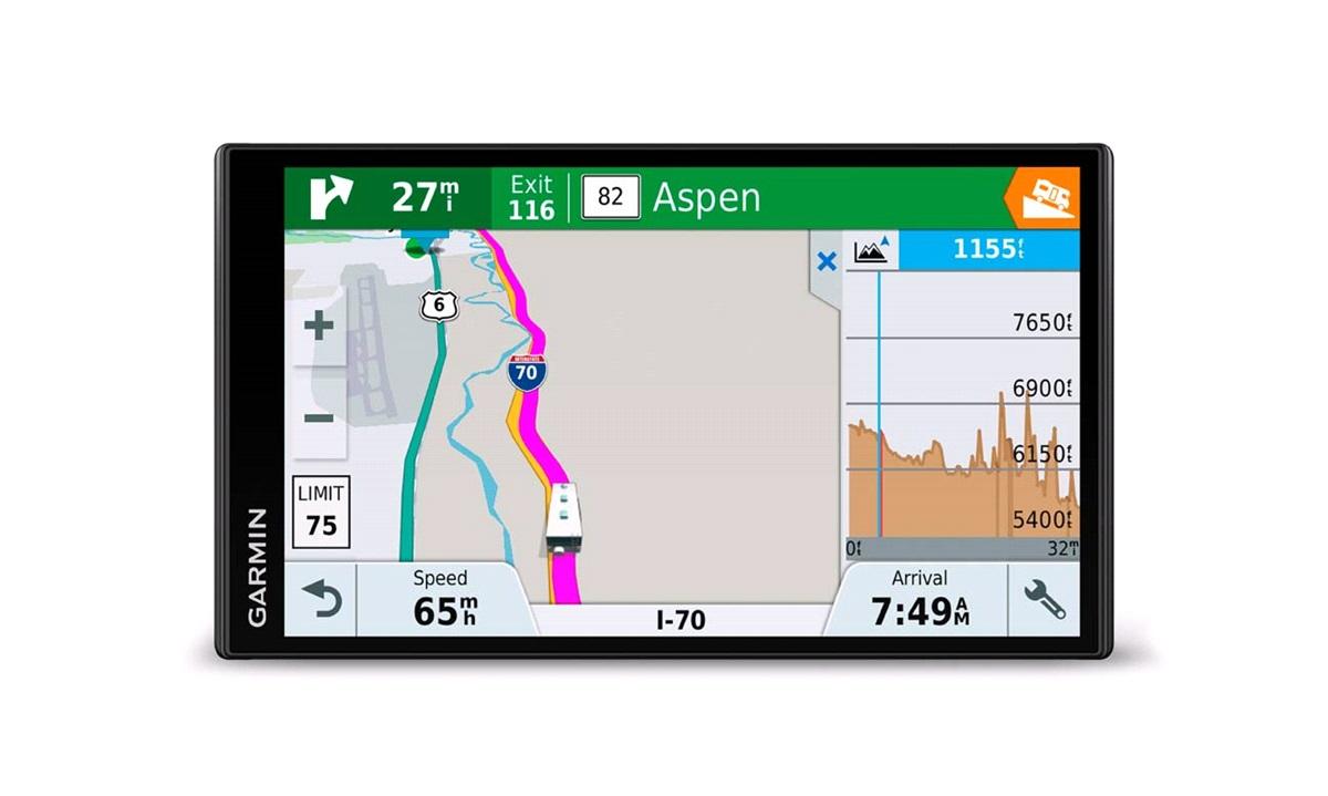 Navigation Garmin Camper 770LMT-D + BC30 Europa