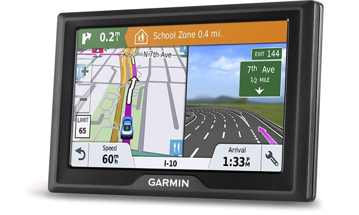 Navigation Garmin Drive 51 LMT-S Vesteuropa