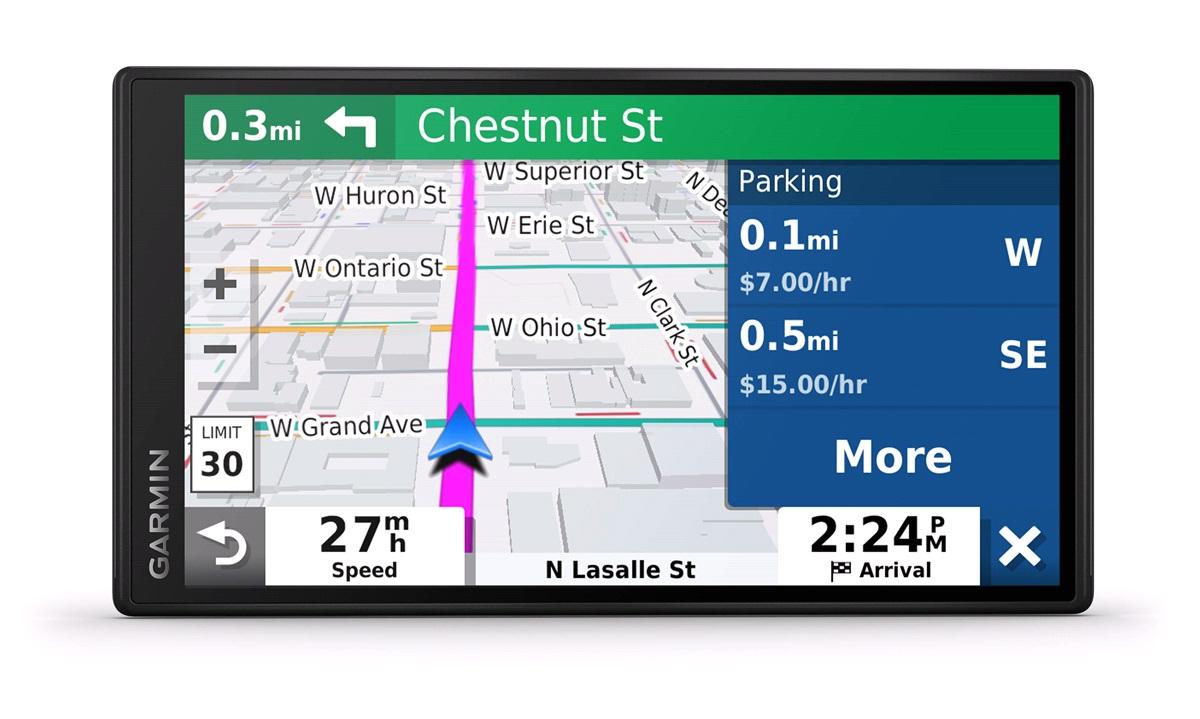 Navigation Garmin DriveSmart 55 MT-D Europe