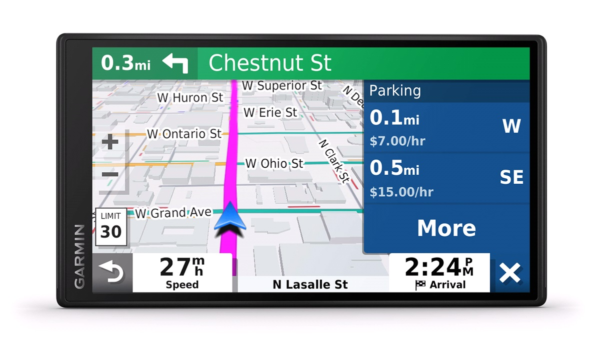 Navigation Garmin DriveSmart 55 MT-S Europe