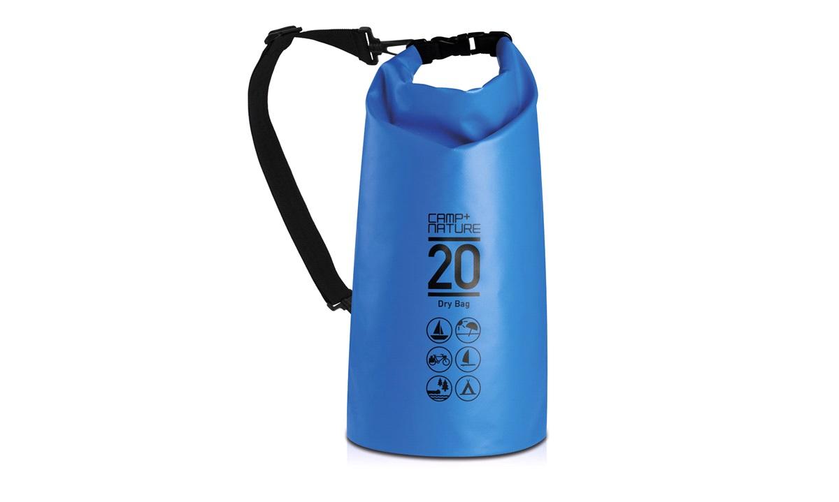 Taske Camp+nature Dry Bag 20l, vandtæt
