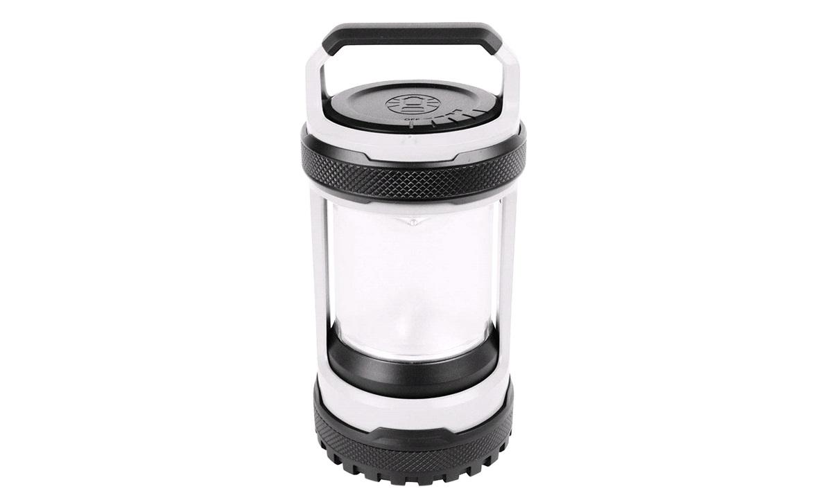Coleman genopl.lanterne TWIST +300, hvid