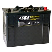 Batteri ES1300 - Exide ES1300 - 120 Ah
