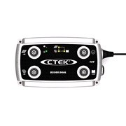 Batterilader CTEK D250S Dual 12 V 20 A