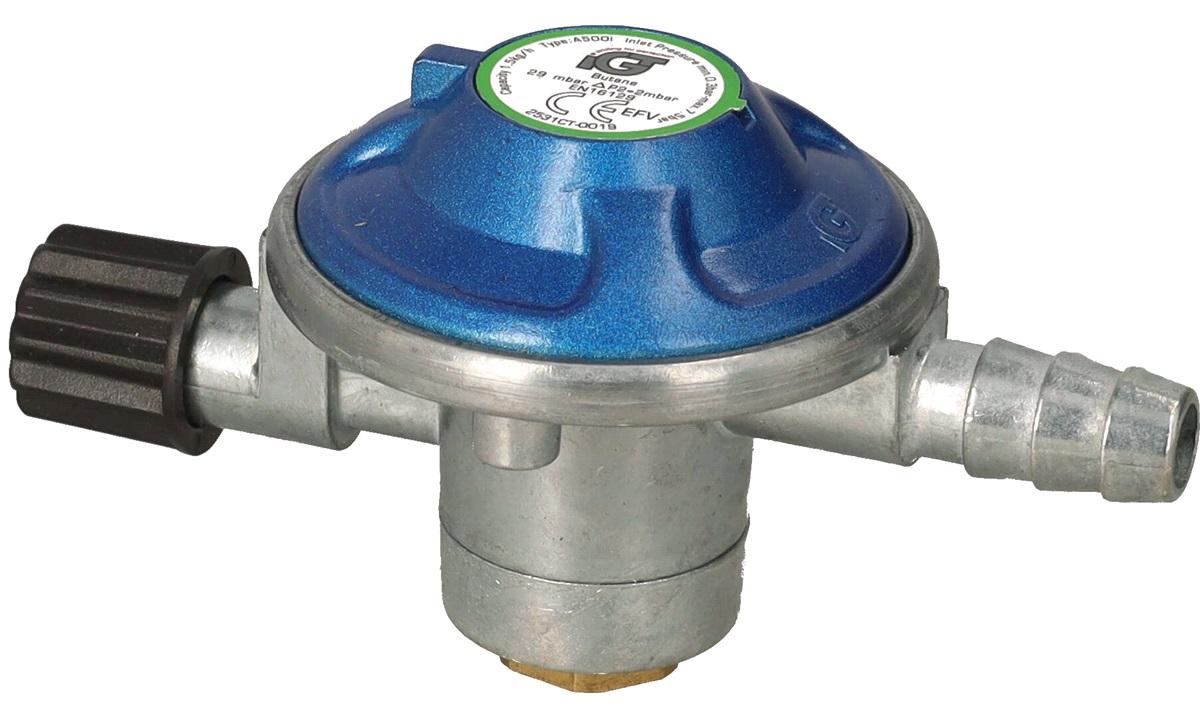 Gassregulator IGT Campingaz dåser