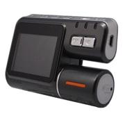 Dashbordkamera m/bak kamera