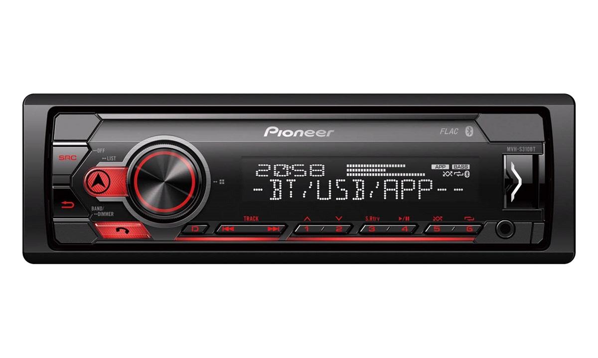 Pioneer MVH-S310BT BT/USB/iPod 1DIN