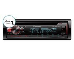 Pioneer FH S820DABAN 2DIN DAB+ BT APP CD Pioneer thansen.no