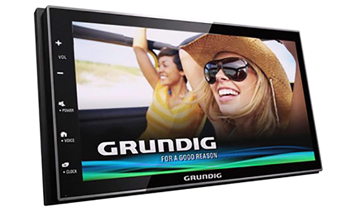 Grundig GX-3800DAB 2-DIN - Apple CarPlay