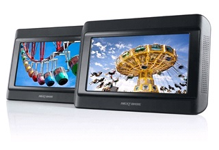 DVD og skjermer