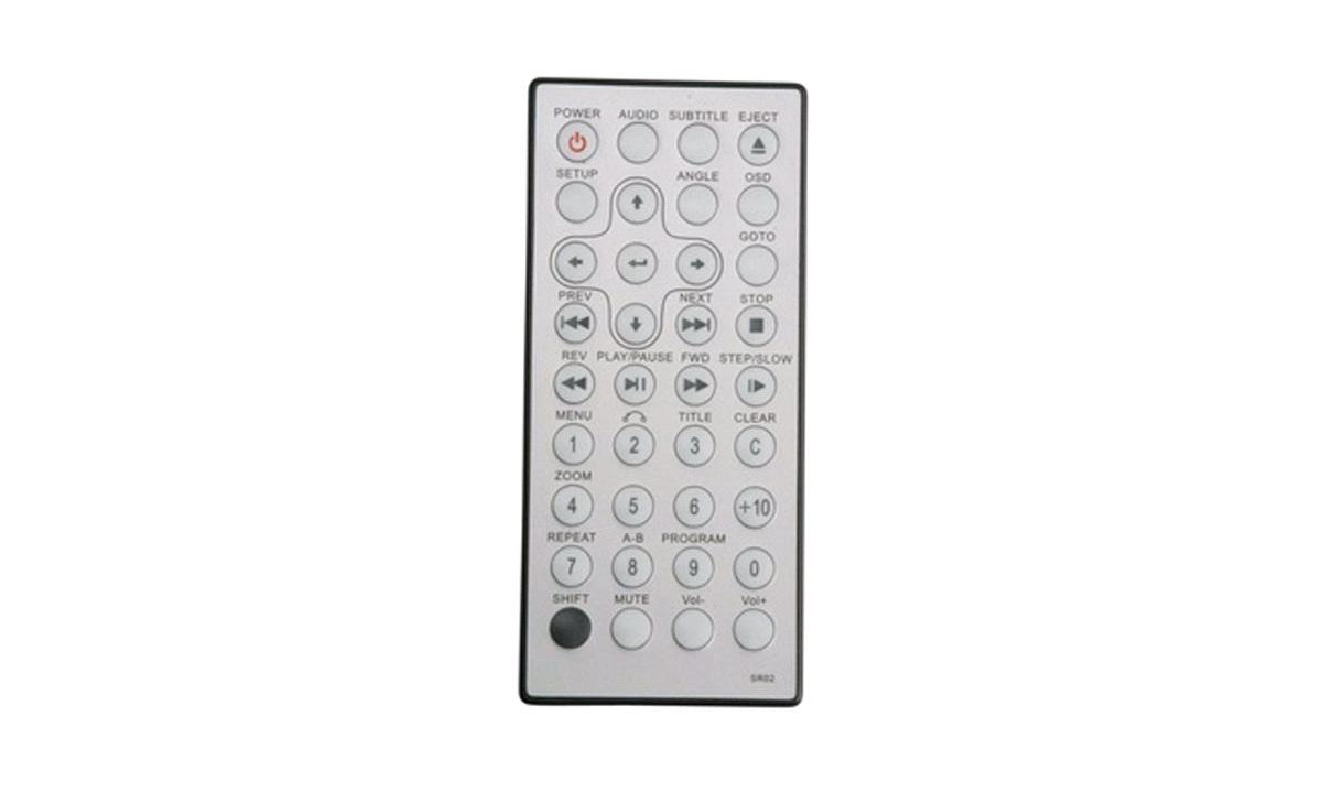 Løs fjernbetjening til DVD DV-2 42826
