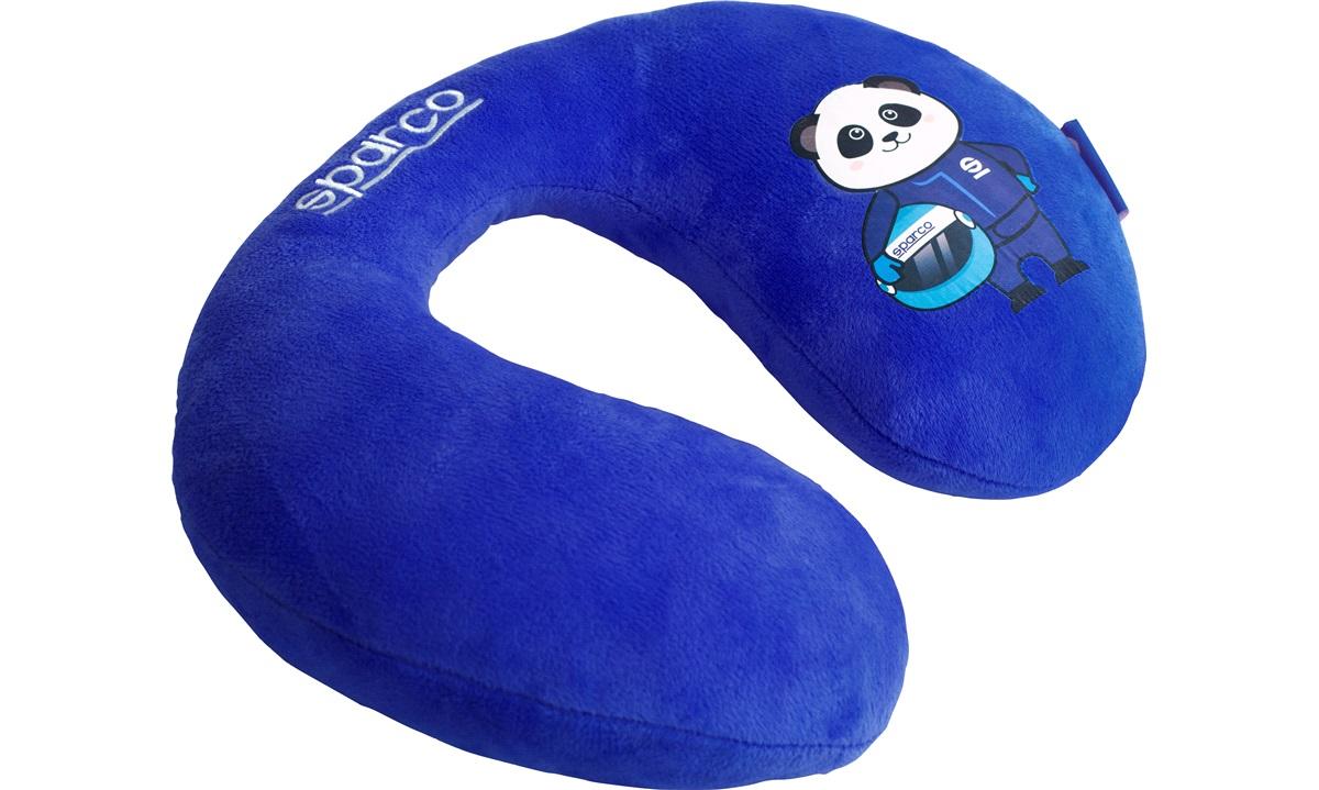 Nakkepude Blue SPARCO Kids