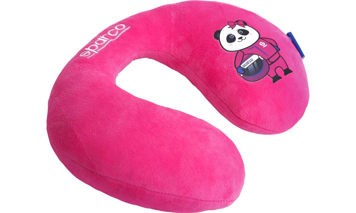 Nakkepude Pink SPARCO Kids