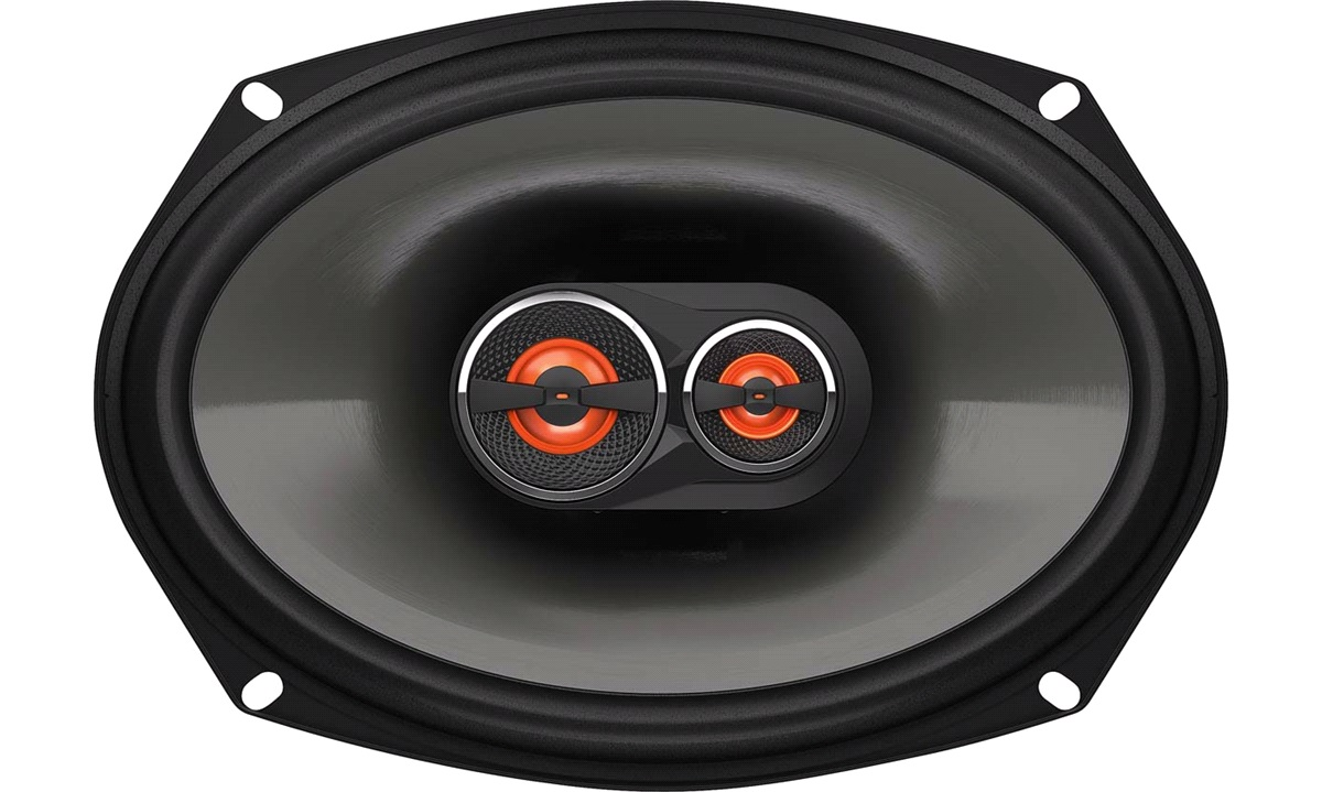 """6x9"""" højttalersæt 3-vejs, JBL GX963"""