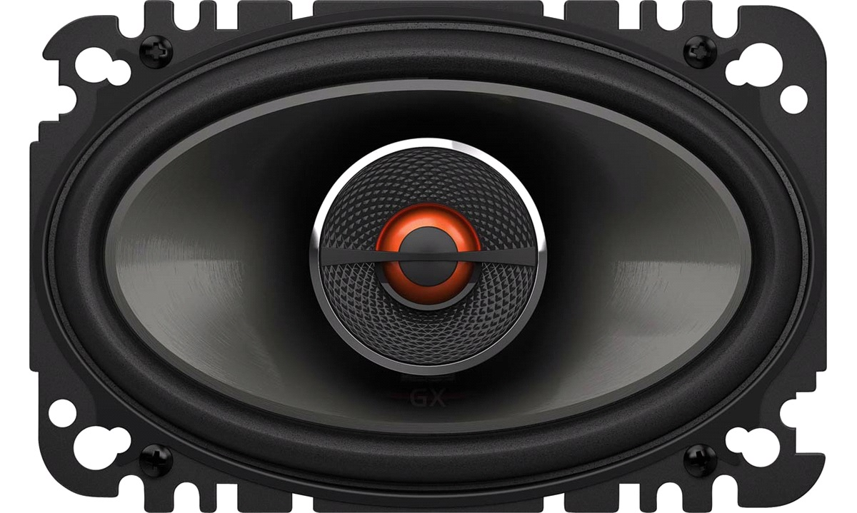 """4x6"""" højttalersæt 2-vejs, JBL GX642"""
