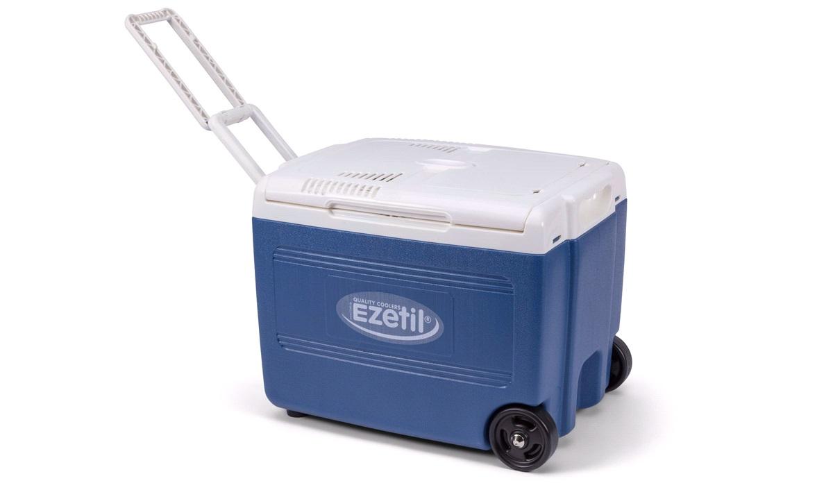 Kjøleboks EZetil E40 RollCool term.elek.