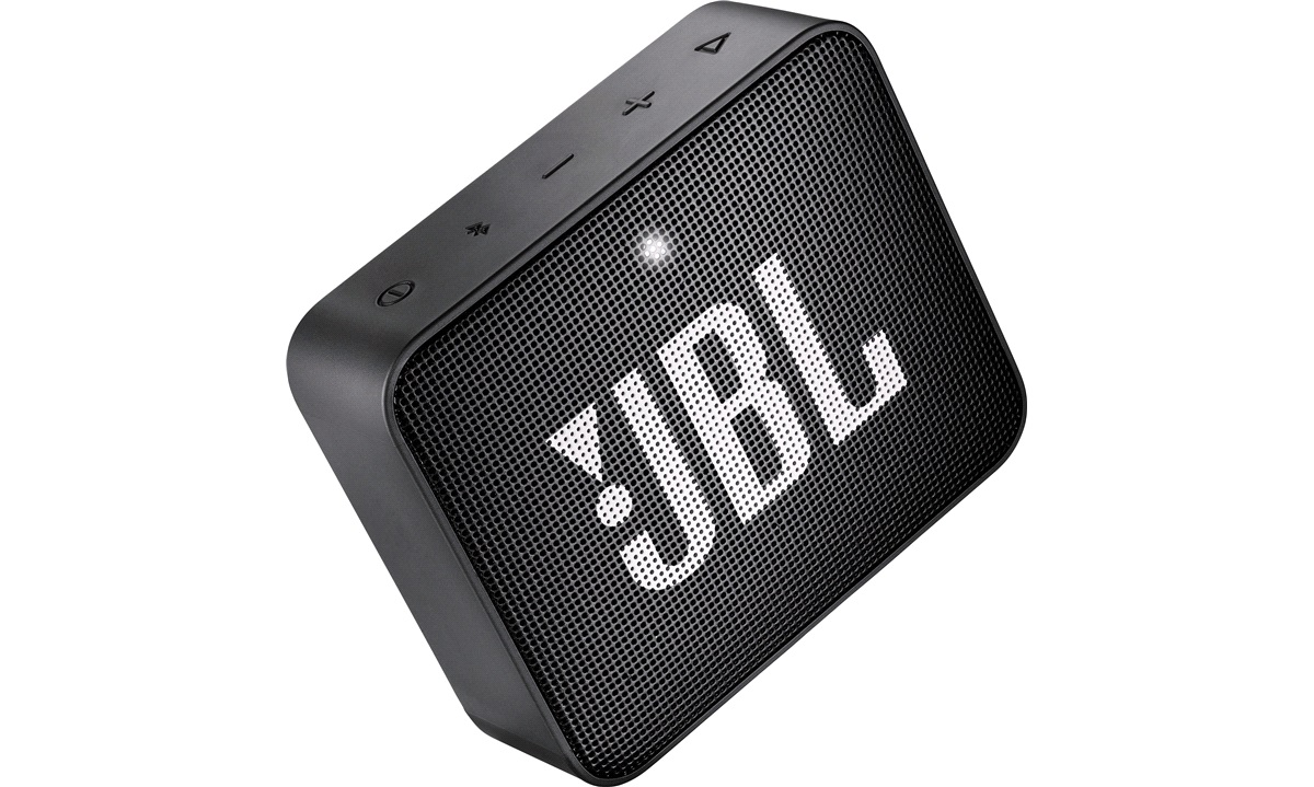 JBL Go2 Black Bluetooth-højttaler