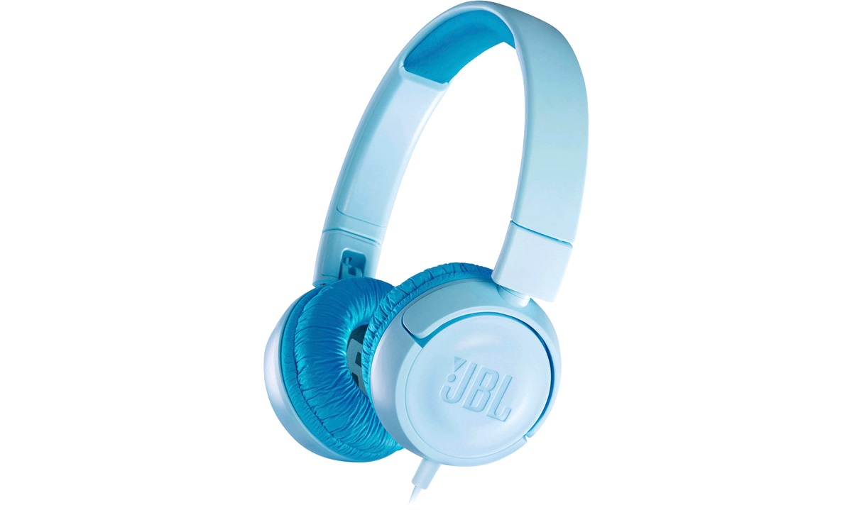 JBL Kids JR300 Headphones Ice Blue