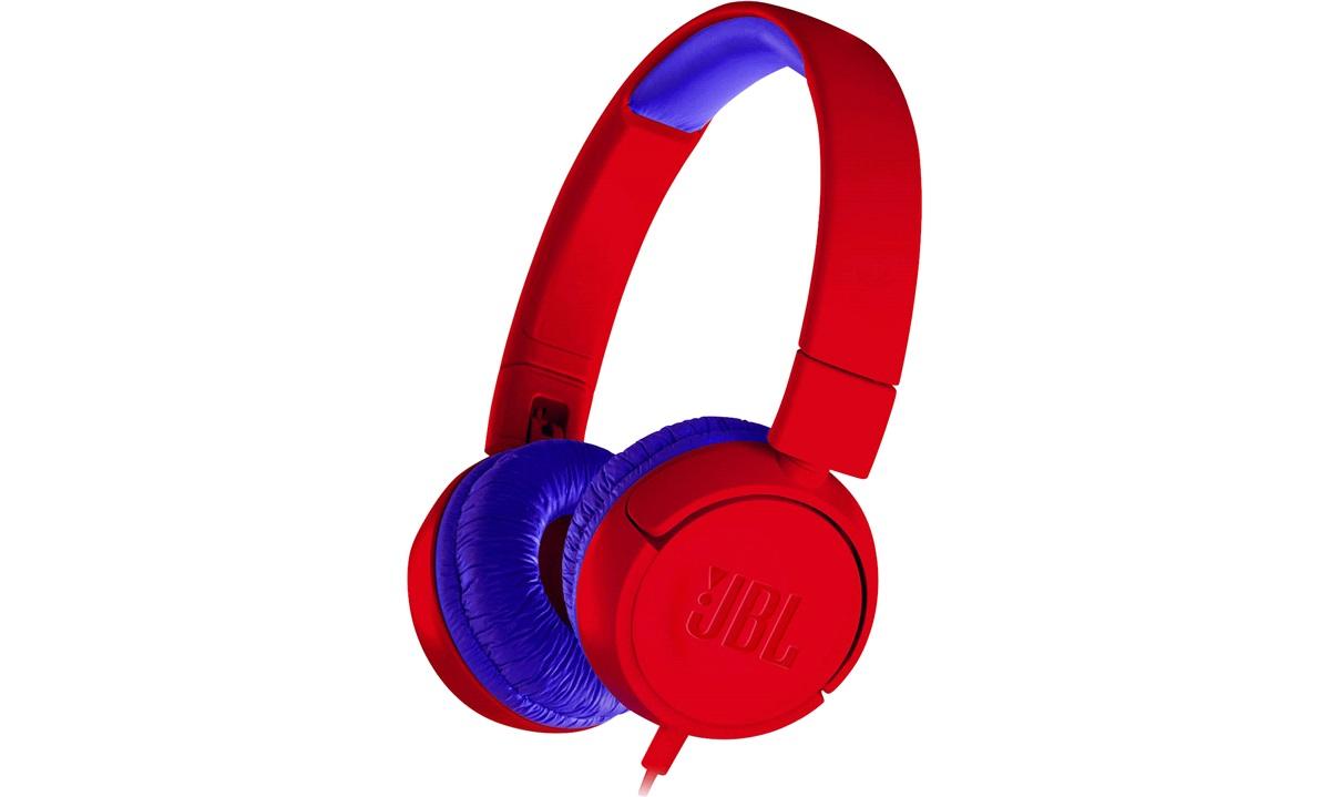 JBL Kids JR300 Headphones Spider Red