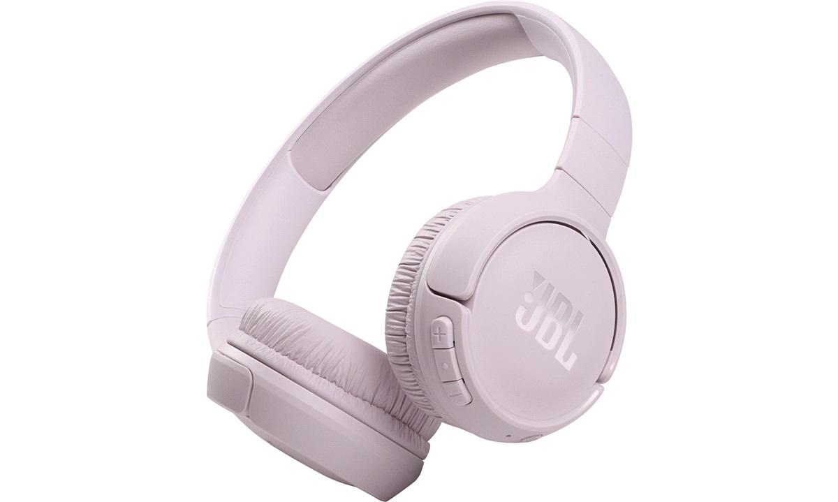 JBL Tune 510BT On-Ear Headphones Rosa