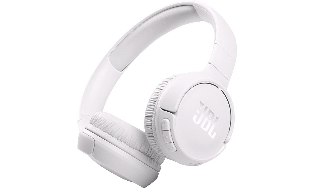 JBL Tune 510BT On-Ear Headphones White