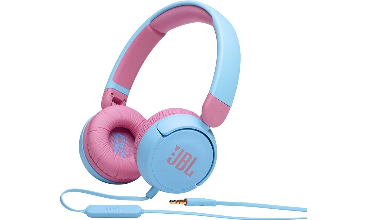 JBL Kids JR310 headphones Blue/Pink